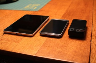My Mobile Devices Over the Years © Andor (2)