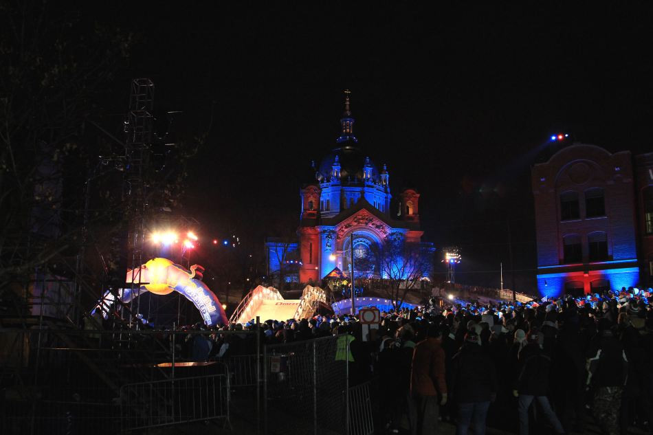 Crashed Ice - Saint Paul, Minnesota © Andor  (1)