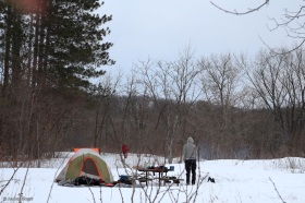 Camping in the Snow © Andor (17)