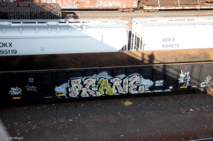 Trains in the City(9)