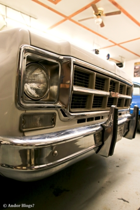 Opposition Motors 1977 GMC Sierra Grande (6)