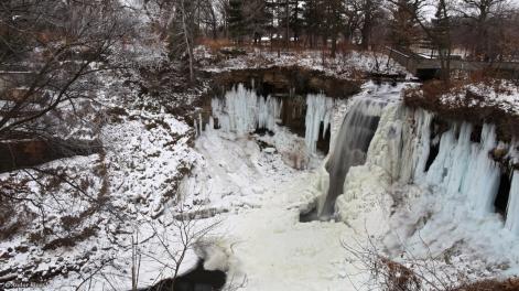 Minnehaha Falls December 2014 © Andor (3)