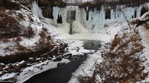 Minnehaha Falls December 2014 © Andor(4)