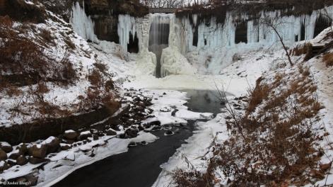 Minnehaha Falls December 2014 © Andor (4)
