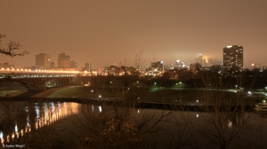 Misty Nights in the Twin Cities © Andor(3)