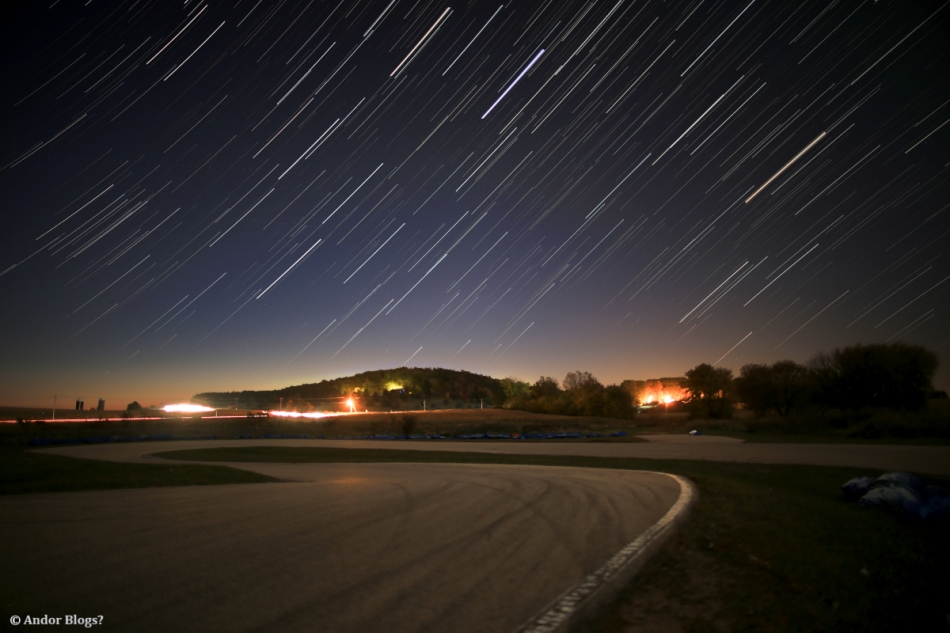 Night Sky at USA International Raceway, DD50 © Andor (1)