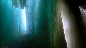 Behind Minnehaha Falls © Andor(2)