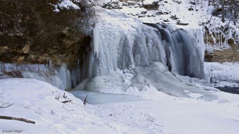 Cascade Falls, Osceola, WI © Andor (2)