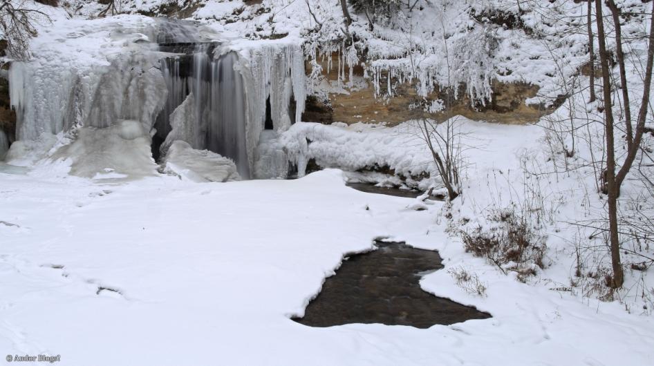 Cascade Falls, Osceola, WI © Andor (5)