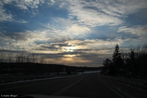 Highway Sunset © Andor(1)