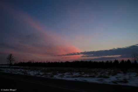 Highway Sunset © Andor (7)