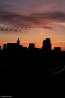 Sunset over Saint Paul, MN © Andor(10)
