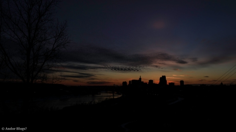 Sunset over Saint Paul, MN © Andor (4)