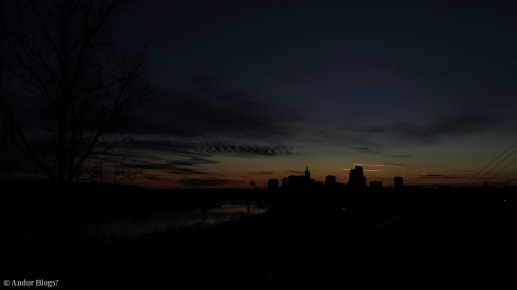 Sunset over Saint Paul, MN © Andor (5)