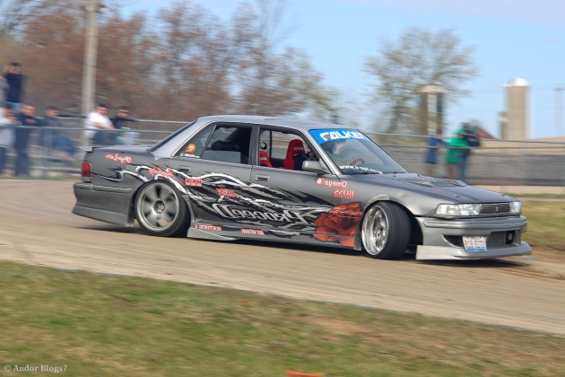 Drift Day 51 in Action © Andor (207)