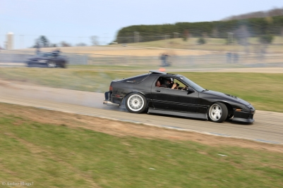 Drift Day 51 in Action © Andor (212)