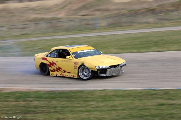 Drift Day 51 in Action © Andor (219)