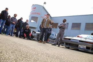 Drivers Meeting © Andor (2)