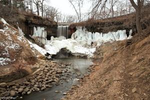 Minnehaha Falls Ice Arch © Andor(4)