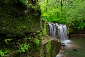 Chasing Waterfalls in the Rain © Andor(16)