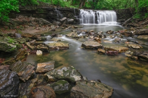 Chasing Waterfalls in the Rain © Andor(5)