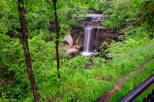 Chasing Waterfalls in the Rain © Andor(7)
